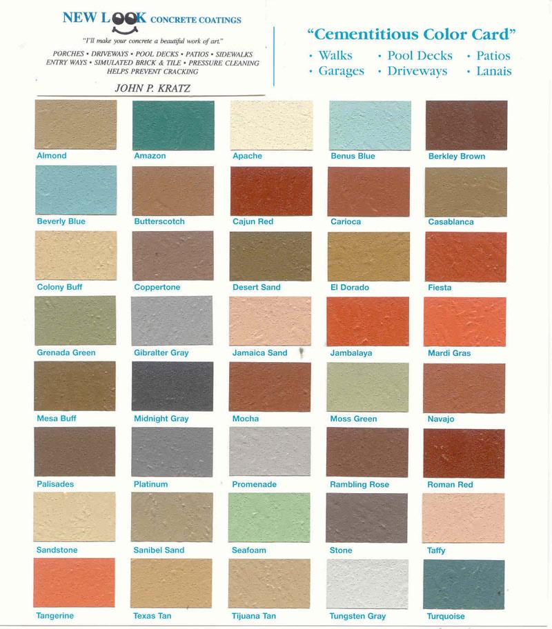 Concrete Patio Paint Colors Icamblog